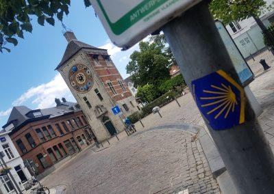 Via Brabantica Lier-Mechelen