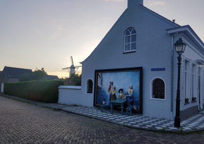 Via Scaldea vanuit Vlissingen